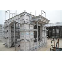 Wholesale GETO 6061-T6 aluminum formwork system concrete forming system concrete formwork from china suppliers