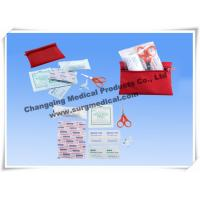 Wholesale Outdoor Emergency First Aid Kits Nylon / EVA Medical Mini Bag Pocket from china suppliers