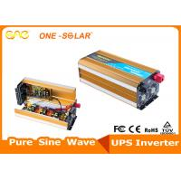 Wholesale Vehicle inverter / auto power inverter 3000W , 48V modified sine wave inverter from china suppliers