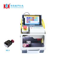 Wholesale 8 Inch 3 Axis Automatic Key Machine Duplication For Car And House Keys from china suppliers