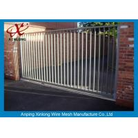 Wholesale Fashionable Design Automatic Sliding Gates Strong Easily Assembled from china suppliers