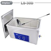 Wholesale Golf Club Grip Ultrasonic Washing Machine , Household Ultrasonic Cleaner Large Capacity 30 Liter from china suppliers