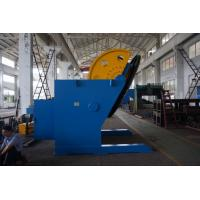 Wholesale 2000mm Welding Turning Table 10 Ton Rotary Welding Positioners VFD Control Tilting from china suppliers