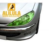 Wholesale Best selling protection lamp film self-adhesive green car vinyl headlight film from china suppliers