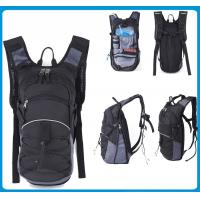 Wholesale 420D nylon Bicycle Hydration Pack outdoor bag camping backpack with water pounch bag from china suppliers