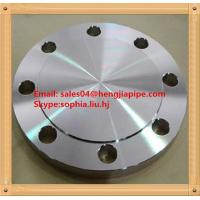 Wholesale ASME B16.47 series A RF blind flanges from china suppliers