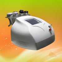 Wholesale 4 in 1 best ultrasound cavitation machine price ABS material matte white from china suppliers