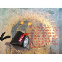 Wholesale ip65 High power rechargeable led cordeless Mining Hard Hat LED Lights kl4.5lm from china suppliers