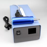 Buy cheap High Frequency 60Khz 500W Ultrasonic Spot Welding Machine Portable Spot Welder from wholesalers