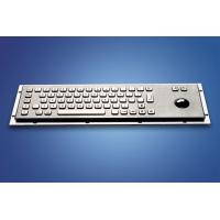 Wholesale ZT599B Stainless Steel and Polymer Vandal - Proof Kiosk Metal  Keyboard from china suppliers