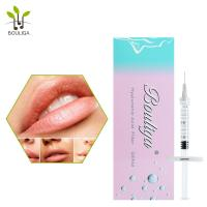 China 1ml anti-wrinkle anti-aging cross-linked hyaluronic acid dermal filler on sale