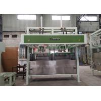 Wholesale Small Manual Egg Tray Forming Machine / Waste Paper Industrial Packages Line from china suppliers