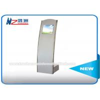"Wholesale 19"" Outdoor Information Lobby Query Kiosk , Customized Color Visitor Management Kiosk from china suppliers"