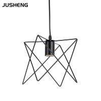 Wholesale New hot sale black Iron hanging chandelier light CE certification (DL30027A) from china suppliers