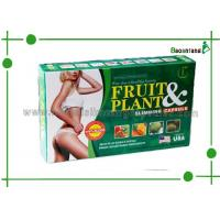 Wholesale Green Herbal Fruit Botanical Slimming Pills Non Toxic for Fat Loss & Health Care from china suppliers