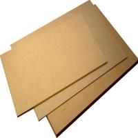 Quality waterproof raw white mdf board size for sale