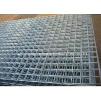 Professional 6 Gauge Welded Wire Panels , Stainless Steel Wire Fence Panels
