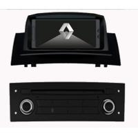 Wholesale Renault Megane Automobile DVD Players 3G Modem With GPS Navigation from china suppliers