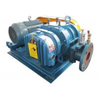 Wholesale 2.2kw High Pressure Tri-lobe Roots Blower for pneumatic convey from china suppliers