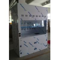 Wholesale pp non ducted lab fume hood manufacturer with  acid and alkali fume scrubber functions from china suppliers