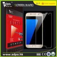 Buy cheap Manufacturer Japan Asahi Tempered Glass Screen Protector for Samsung galaxy s7 from wholesalers