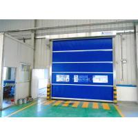 Wholesale Automatic High Speed Rolling Doors With Standard Built - in Safety Photo Cell / Sensor from china suppliers