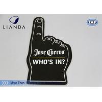 Wholesale Promotional Customized Foam Fingers Cheering EVA , Foam Number 1 Finger from china suppliers