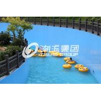 Wholesale FRP Lazy River Swimming Pool Equipment , Amusement Park Equipment For Children from china suppliers