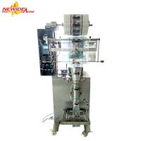 Wholesale Automatic Vertical Peanut Butter / Sesame Paste Packing Machine CE Approved from china suppliers