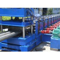 Wholesale 3 Waves 45 Kw Profile Steel Roll Forming Machine For Expressway Guard Bars from china suppliers