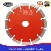 Wholesale 150 mm Diamond Cutting Disc For Cutting Granite Slabs / Granite Countertop Cutting from china suppliers