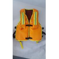 Wholesale Customized Emulsified Foam Marine Life Saving Equipment Safety Inflatable Life Jackets from china suppliers