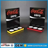 Wholesale hot new design acrylic beer bottle LED display from china suppliers