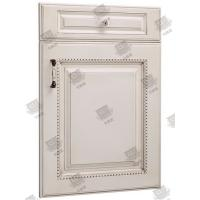 Wholesale Security Wooden Moulded Doors Melamine Pvc Composite Anti - Corrosion from china suppliers
