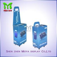 Wholesale 2 Rolls Cardboard Trolley Case With Handle For Fair  Supermarkets And Chain stores from china suppliers