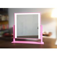 Wholesale Double Color Portable Vanity Illuminated Makeup Mirror With  Touch Switch from china suppliers