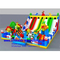 Wholesale Multi Color Waterproof Giant Inflatable Fun City 12 Months Warranty 20M X12M from china suppliers