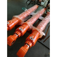 Wholesale 440-00257A Doosan solar300-V arm hydraulic cylinder Doosan excavator spare parts Daewoo cylinder parts from china suppliers
