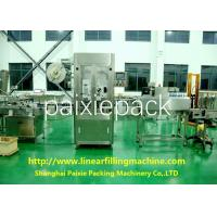Wholesale Full Auto Aerosol spray filling machine 1000 - 5000 cans / hour from china suppliers