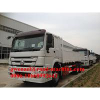 Wholesale Euro II Sinotruck Howo Cargo Truck Chassis 336-420PS  6x4 6x2 8x4 from china suppliers