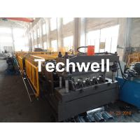 Wholesale Welding Wall Plate Machine Frame Structural Metal Deck Forming Machine With Chain Transmission from china suppliers