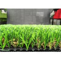 Wholesale Fade Resistant Residential Artificial Turf , Synthetic Lawn Grass 14000D from china suppliers