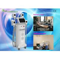 Wholesale -15-5℃ Low Temperature Cryolipolysis Slimming machine with silicone handle from china suppliers