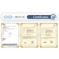 XINDA  PELOSI CO.,LIMITED Certifications