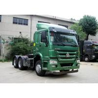 Wholesale HOWO 6*4-371HP-ONE BED-Tractor truck, Primer Moving, Semi-trailer Towing Truck from china suppliers