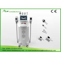 Wholesale cryolipolysis slimming machine / 5handles criolipolisis for fat reduction from china suppliers