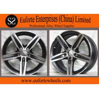 """Wholesale Black machine face BMW 125 bmw replica wheels 6.5"""" 7.0"""" width from china suppliers"""