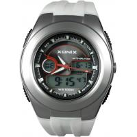 Wholesale White Eletronic Analog And Digital Watches For Men , Business Style from china suppliers