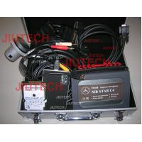 China 201503 Benz Star C4,Benz Compact 4, MB Star C4 Mercedes Star Diagnosis Tool on sale