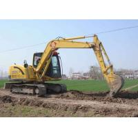 Wholesale Durability SC80.8 8 Ton Excavator Rental Mounted With 0.34m3 Bucket from china suppliers